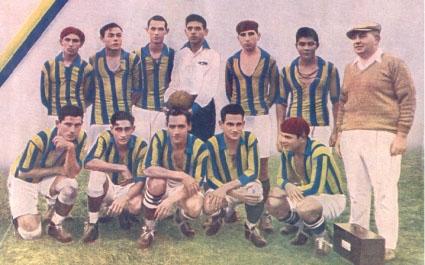 Club Atletico atlanta 1933