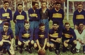 Il Boca Juniors nel 1931