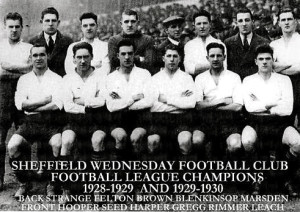 sheffield wednesday 1929 1930
