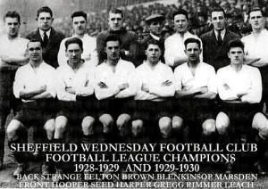 sheffield wednesday 1929 1930