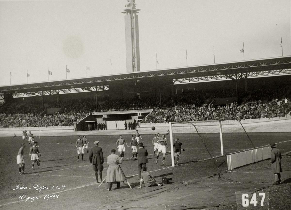 10 giugno 1928: Italia bronzo e 11 gol