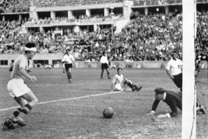 Frossi in gol nella finale olimpica del 1936
