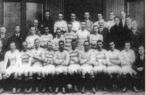 Celtic 1916/17