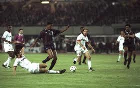 Kluivert dà all'Ajax la Champions 1995
