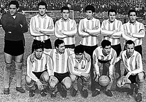 Racing Club de Avellaneda 1966