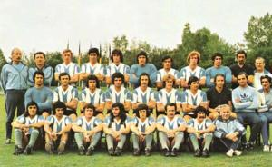 l'Argentina presente al Mondiale 1974