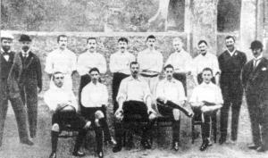 Il Genoa primo campione d'Italia