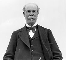 Sir Thomas Lipton (1850-1931)