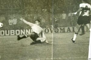 Corso segna il gol vincente a Madrid