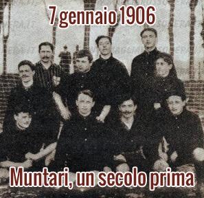 7 gennaio 1906: Muntari, un secolo prima