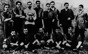 Il Genoa vincitore del campionato 1903