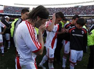 2010: La disperazione del River Plate