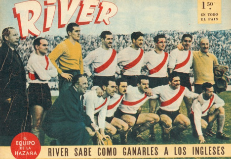 Quando il River giocava sulle sponde del Nervión
