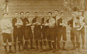 Vienna Cricket and Football Club (vincitore Challenge Cup 1897)