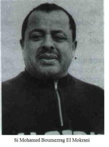 Mohammed Boumezrag