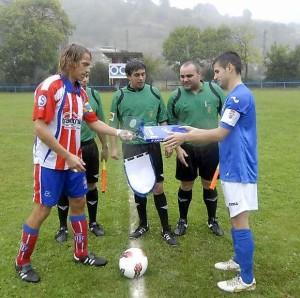 Real Titanico - Real Oviedo. Centenario