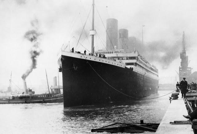 Il Titanic è ancora a galla e naviga per le Asturie