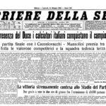 Italia 1934, il dovere compiuto