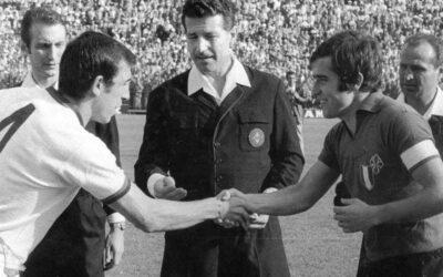 12 ottobre 1969: Il Cagliari conquista la vetta