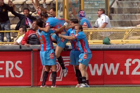 27 maggio 2007: Il Catania resta in A