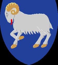 Lo stemma delle Isole