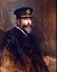 Luigi di Battenberg in un ritratto di Philip Alexius de László (1910)
