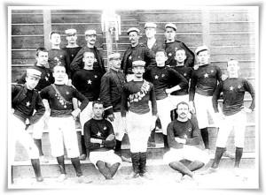 La SG Udinese campione FGI nel 1896