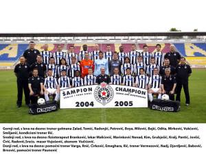 partizan 2005
