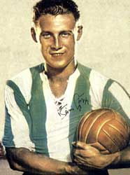 György Sárosi, bandiera del Ferencvaros e vincitore di due Mitropa Cup