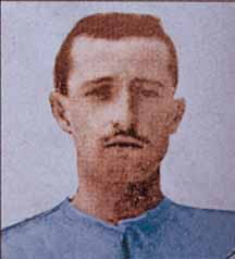 Enrico Debernardi in maglia azzurra