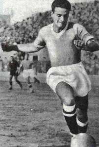 Attila Sallustro con la maglia del Napoli