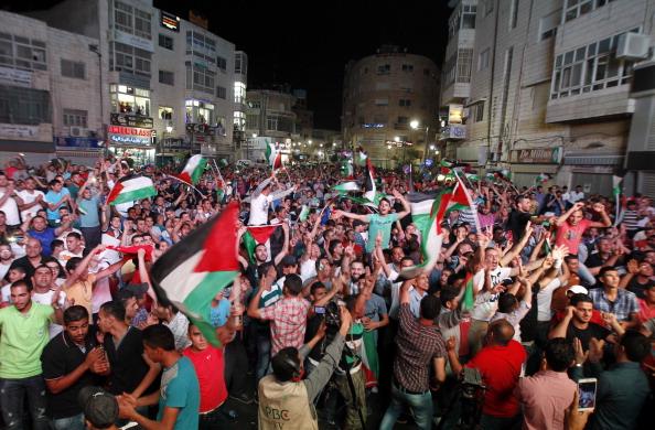 AFC Challenge Cup: vittoria della Palestina!