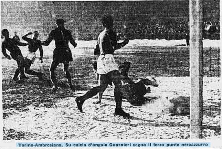 12 gennaio 1941: Un pareggio da dieci gol