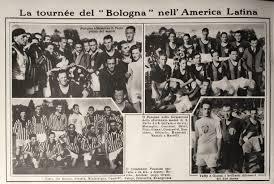 tour sudamericano bologna 1929
