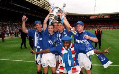20 maggio 1995: L'inatteso trionfo dell'Everton