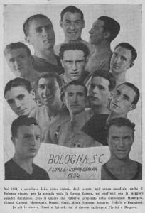 Bologna mitropa 1934