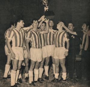 1969, L'Estudiantes vince la prima Copa Interamericana