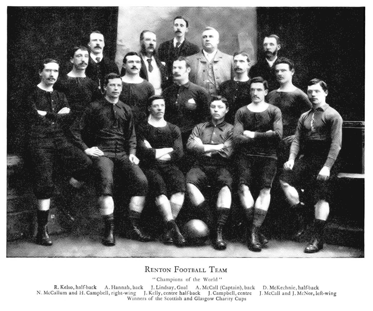 13 agosto 1887: Campionati del mondo fatti in casa
