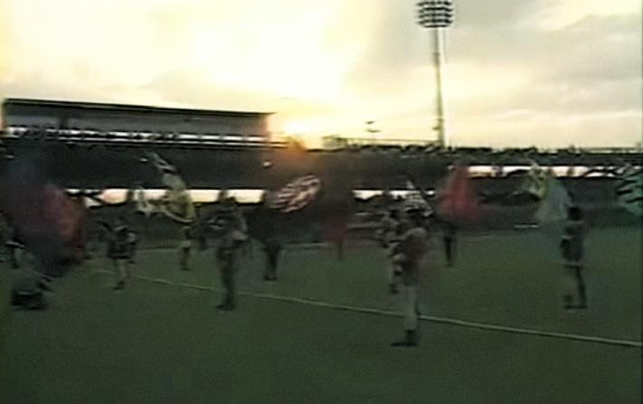 """28 maggio 1990: """"Top Umbria"""" contro Brasile"""