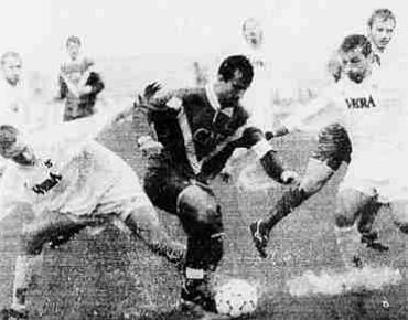 6 novembre 1994: Pallanuoto all'Euganeo
