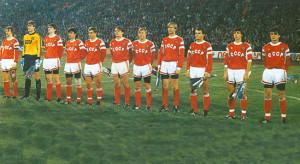 17/10/1990, l'URSS Under 21