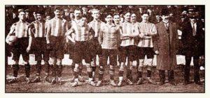 Una foto dell'Union St. Gilloie del 1913