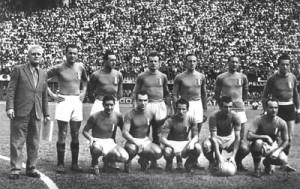 L'Italia che affronta la Svizzera a Firenze. Tra loro ben nove giocatori del Torino