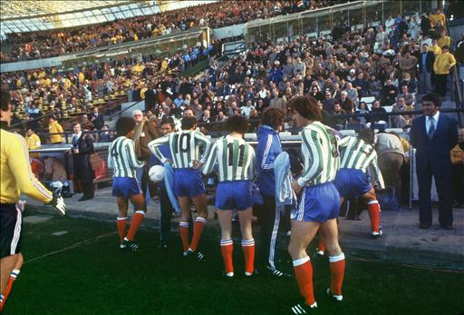 10 giugno 1978: Kimberley batte Ungheria