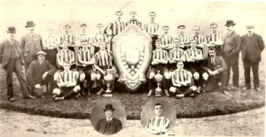 sheriff's shield 1903 sunderland