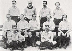 La squadra che batte 10-3 il Bury