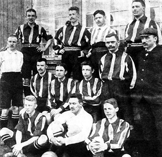 Ai Giochi di Atene del 1906 vince lo sport