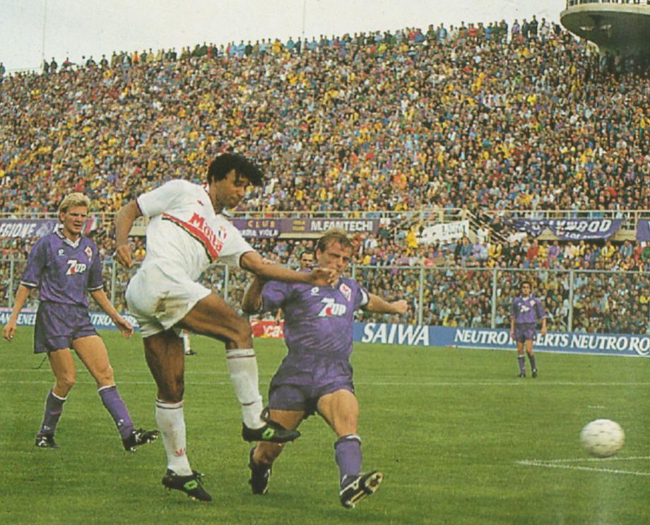 4 ottobre 1992: Pioggia di gol in Serie A
