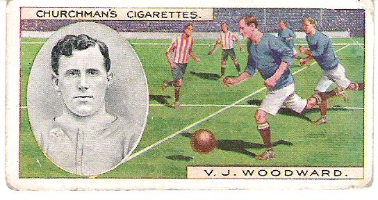 1908 Woodward