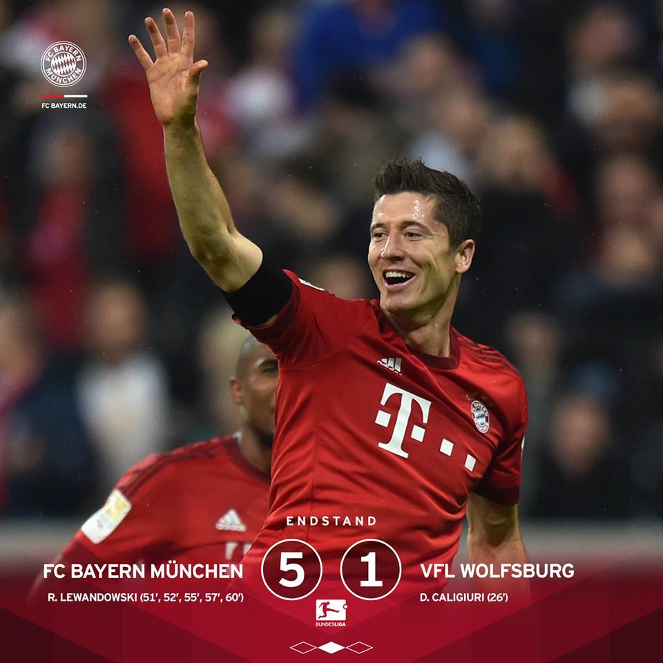 E anche il Bayern Monaco si fermò a dieci